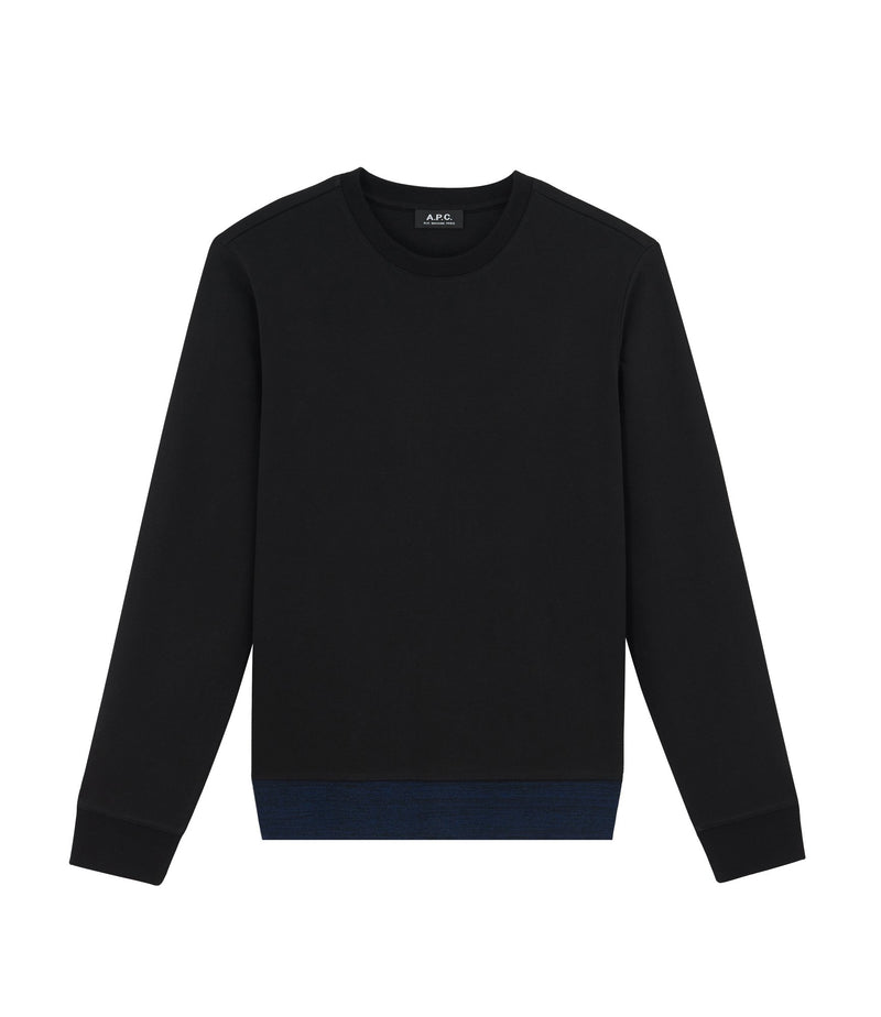 This is the Jérémie sweatshirt product item. Style LZZ-1 is shown.