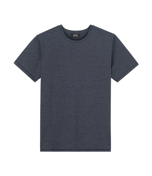 Jimmy T-shirt - IAK - Dark navy blue