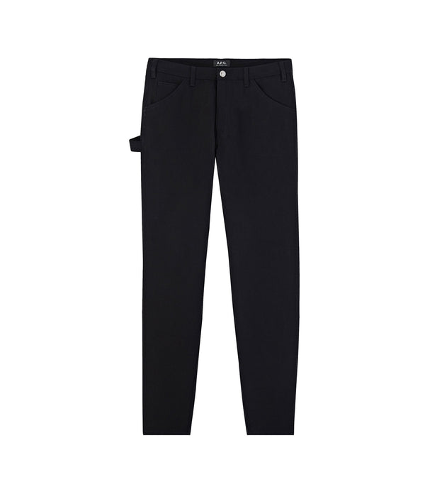 Job pants - LZA - Near black