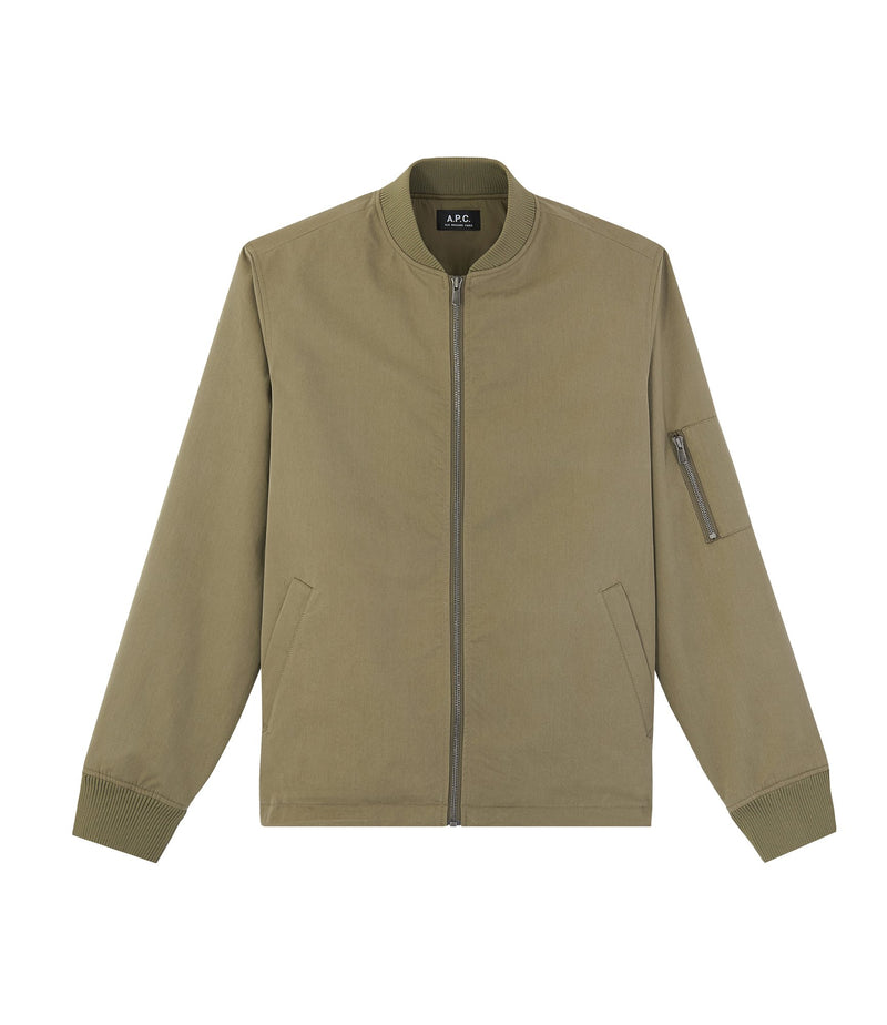 This is the Greg jacket product item. Style JAA-1 is shown.