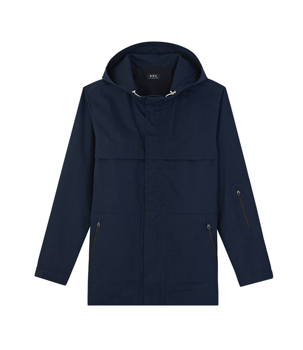 Hike parka - IAJ - Navy blue