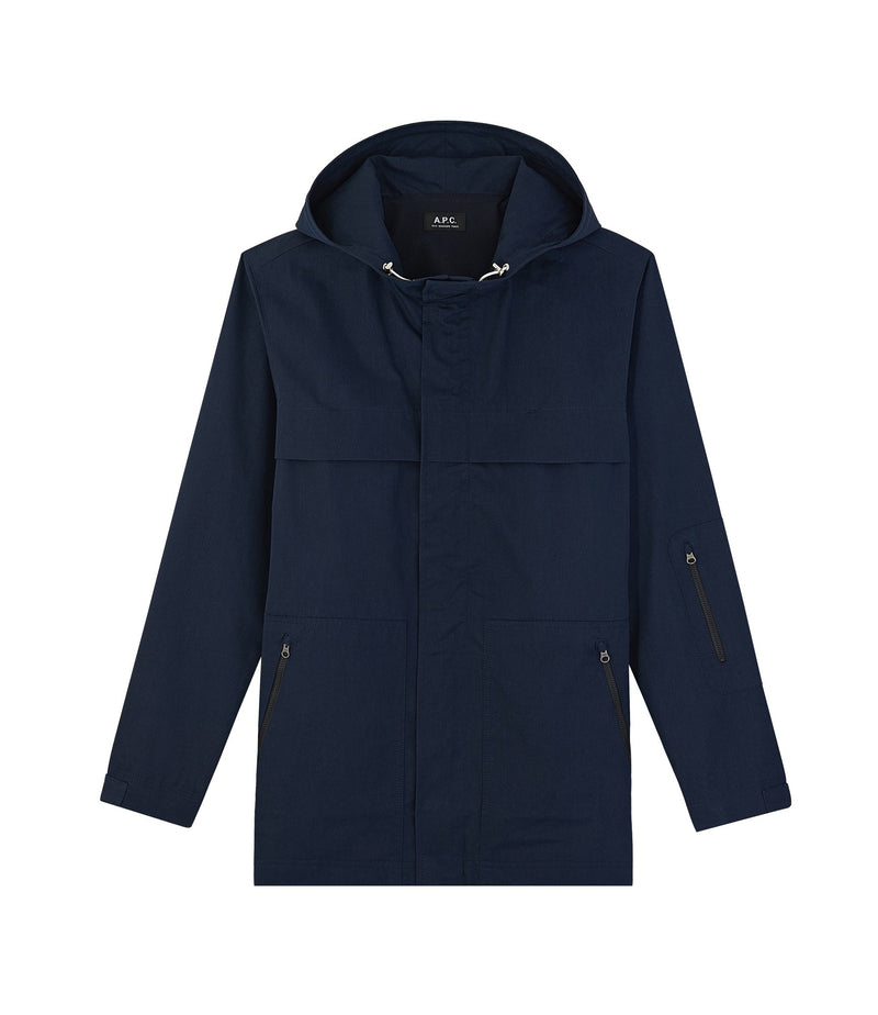 This is the Hike parka product item. Style IAJ-1 is shown.