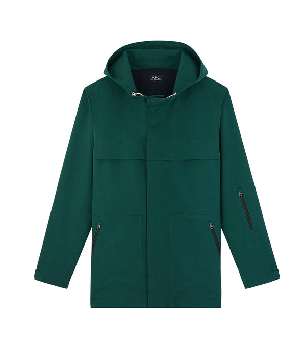 Hike parka - KAG - Evergreen