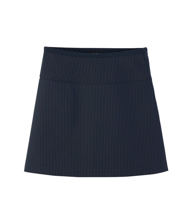 Wright skirt - IAK - Dark navy blue
