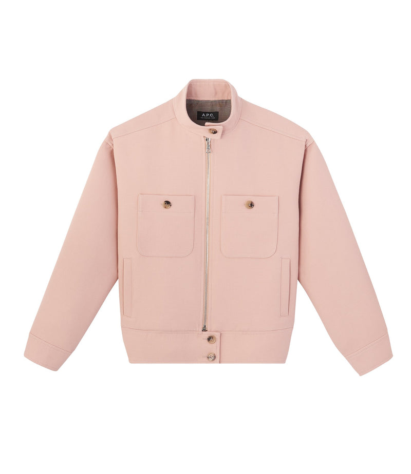 This is the Edita jacket product item. Style FAD-1 is shown.