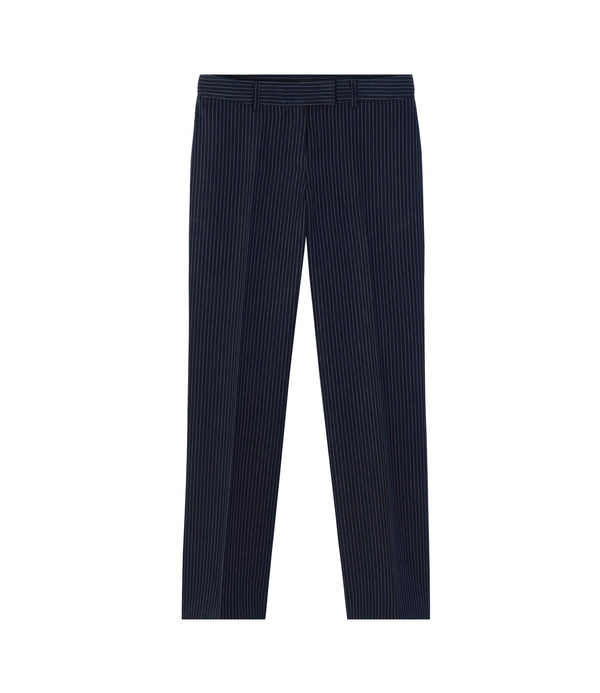 Cece pants - IAK - Dark navy blue