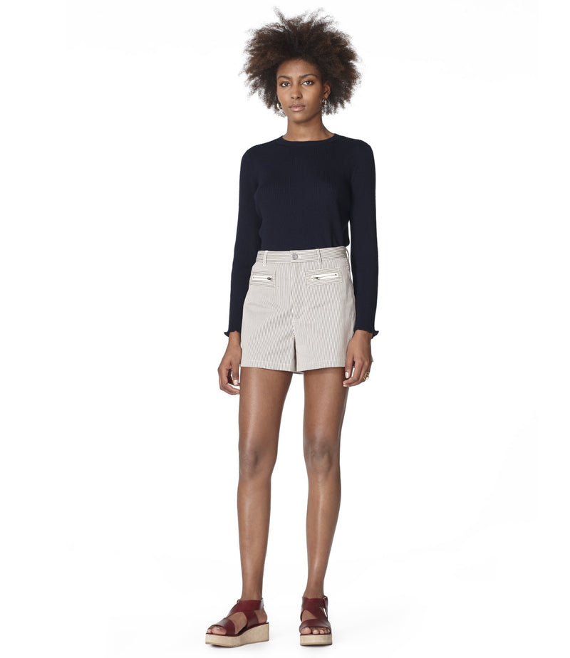 This is the Angie shorts product item. Style LAA-2 is shown.