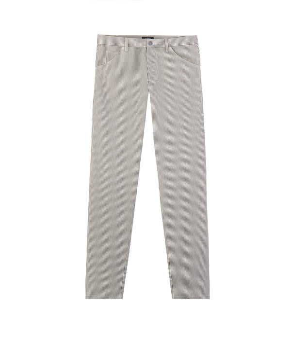 High chinos - LAA - Gray