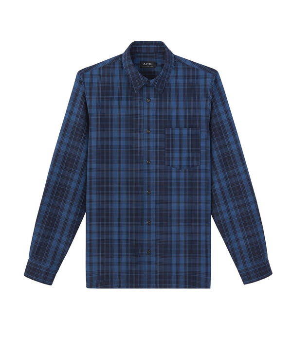 Vico shirt - IAH - Dark blue
