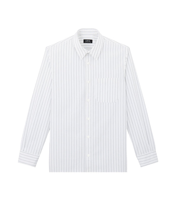 Jeff shirt - AAB - White