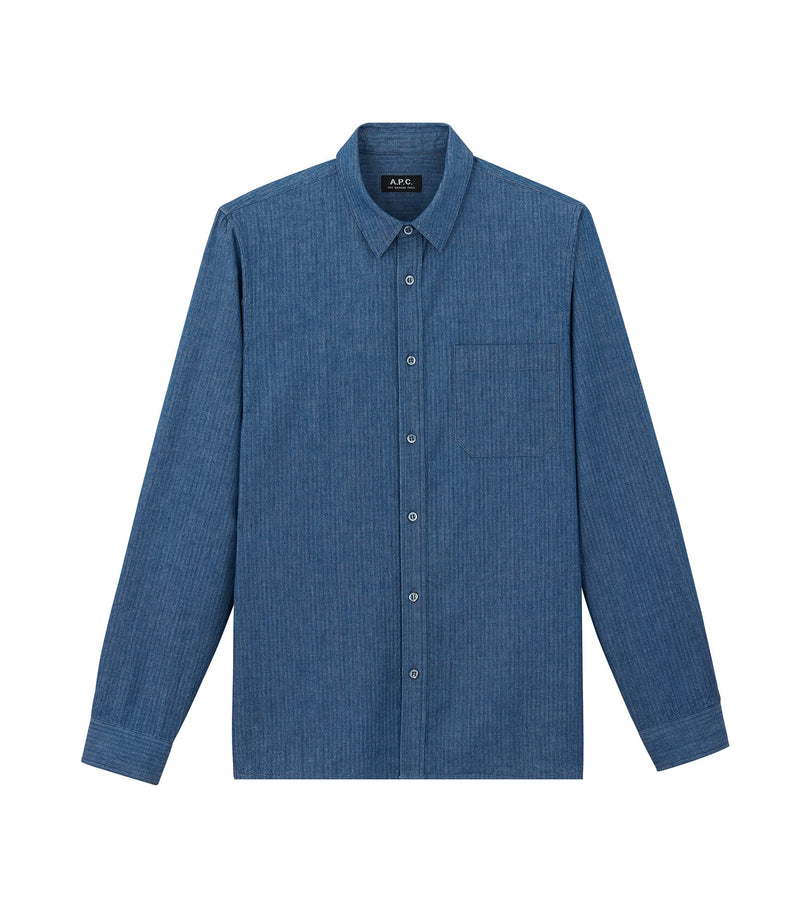 This is the Georges shirt product item. Style IAA-1 is shown.