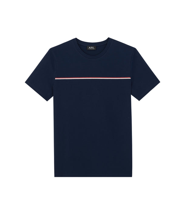 Yukuta T-shirt - IAJ - Navy blue