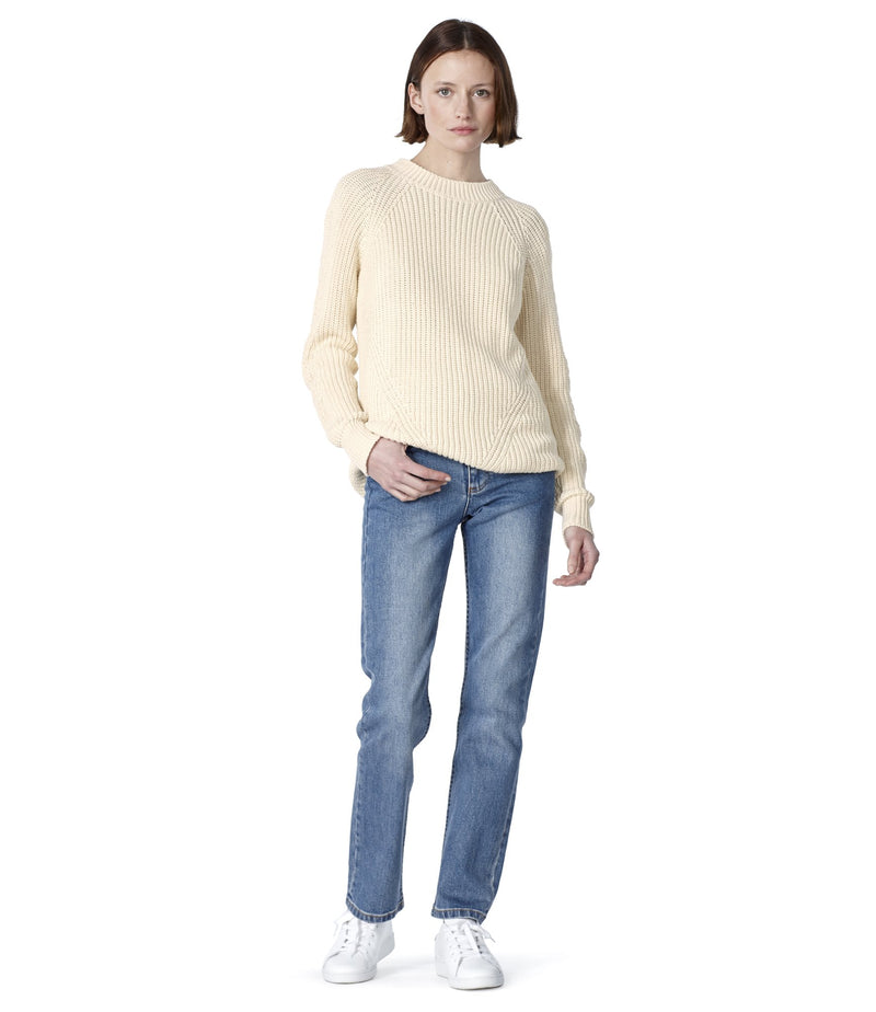 This is the Miyuki sweater product item. Style AAC-2 is shown.