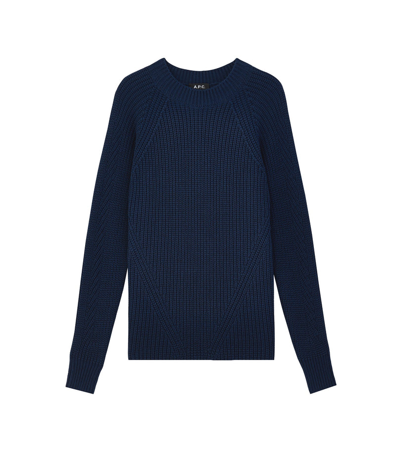 This is the Miyuki sweater product item. Style PIA-1 is shown.