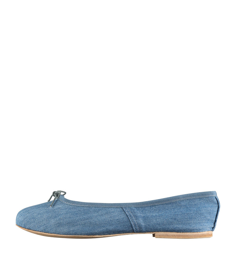 This is the Porselli ballet flats product item. Style IAB-1 is shown.