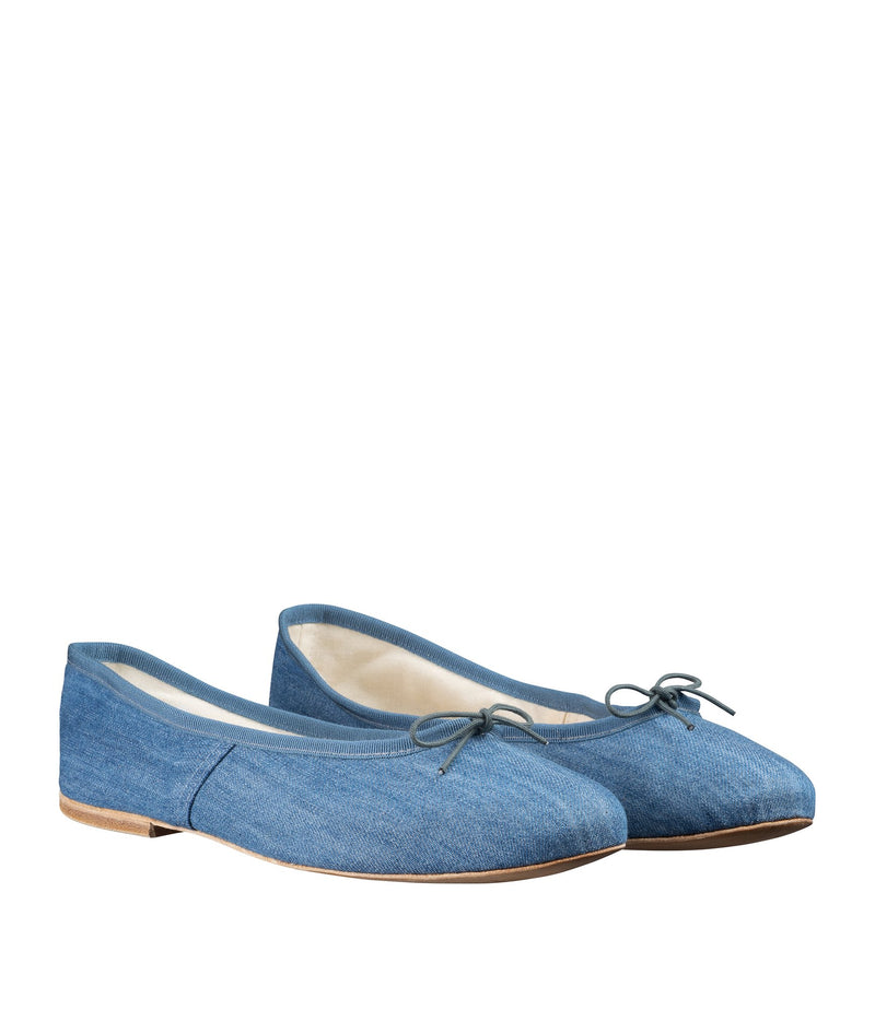 This is the Porselli ballet flats product item. Style IAB-2 is shown.