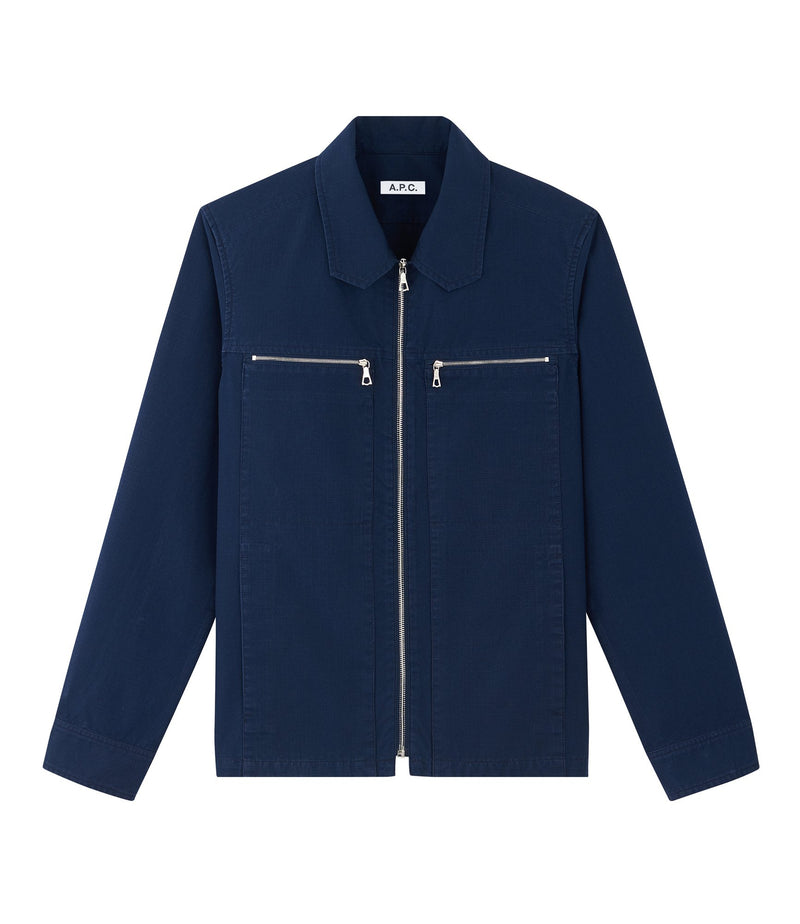 This is the Oahu jacket product item. Style IAJ-1 is shown.