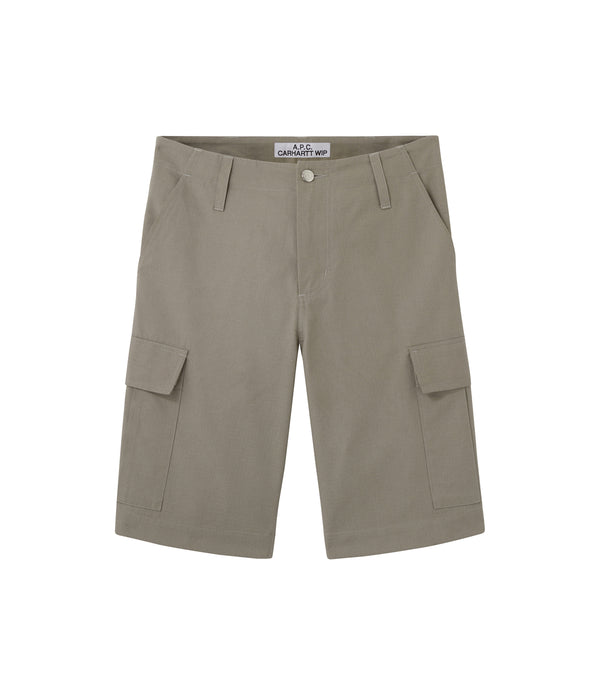 Cargo shorts - LAA - Gray