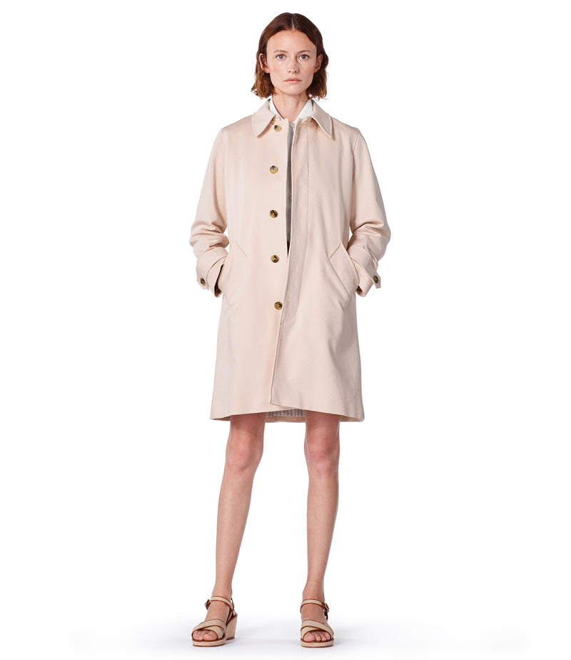This is the Dinard raincoat product item. Style FAB-2 is shown.