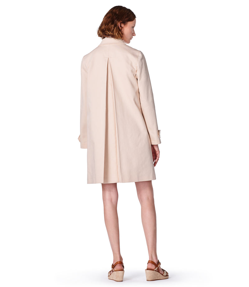 This is the Dinard raincoat product item. Style FAB-3 is shown.
