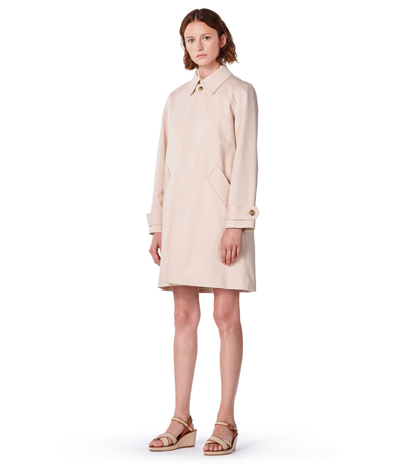 This is the Dinard raincoat product item. Style FAB-4 is shown.