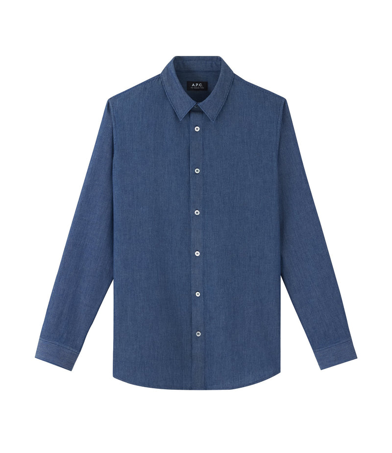 This is the Hector shirt product item. Style IAL-1 is shown.