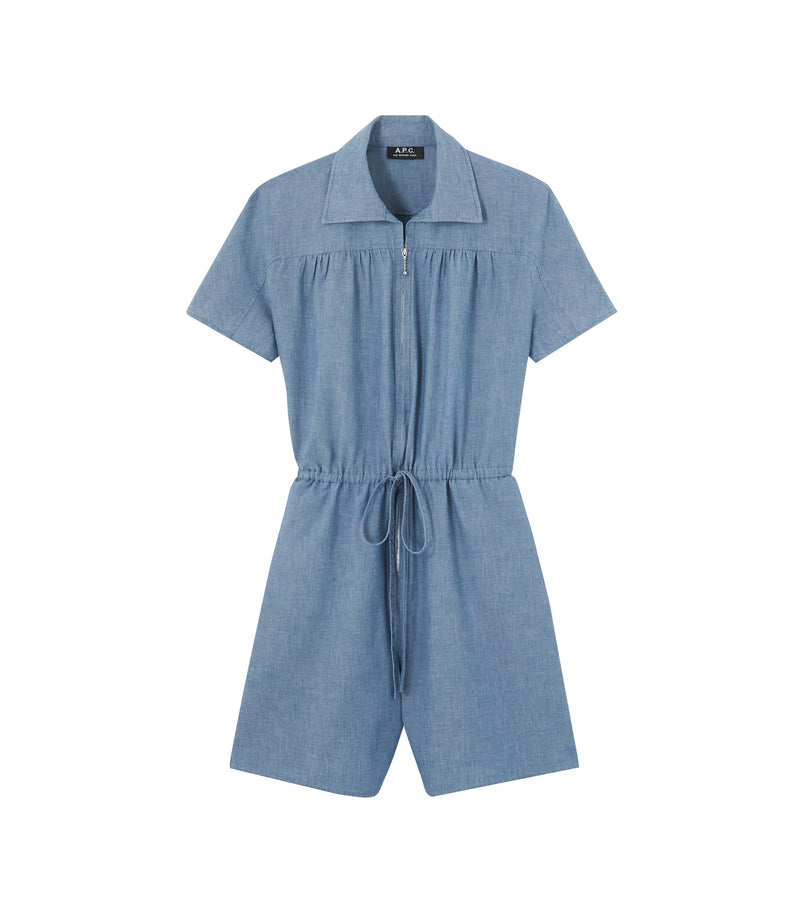 This is the Ursula jumpsuit product item. Style IAL-1 is shown.