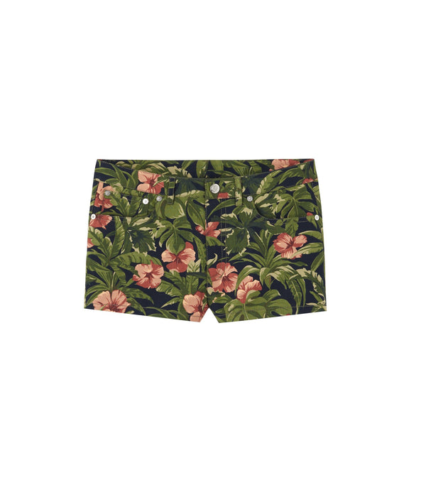 Vanina shorts - IAK - Dark navy blue