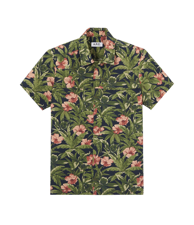This is the Midway short-sleeve shirt product item. Style IAK-1 is shown.