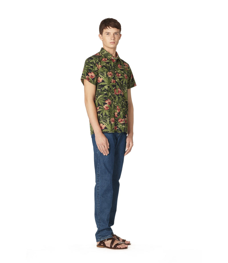 This is the Midway short-sleeve shirt product item. Style IAK-2 is shown.