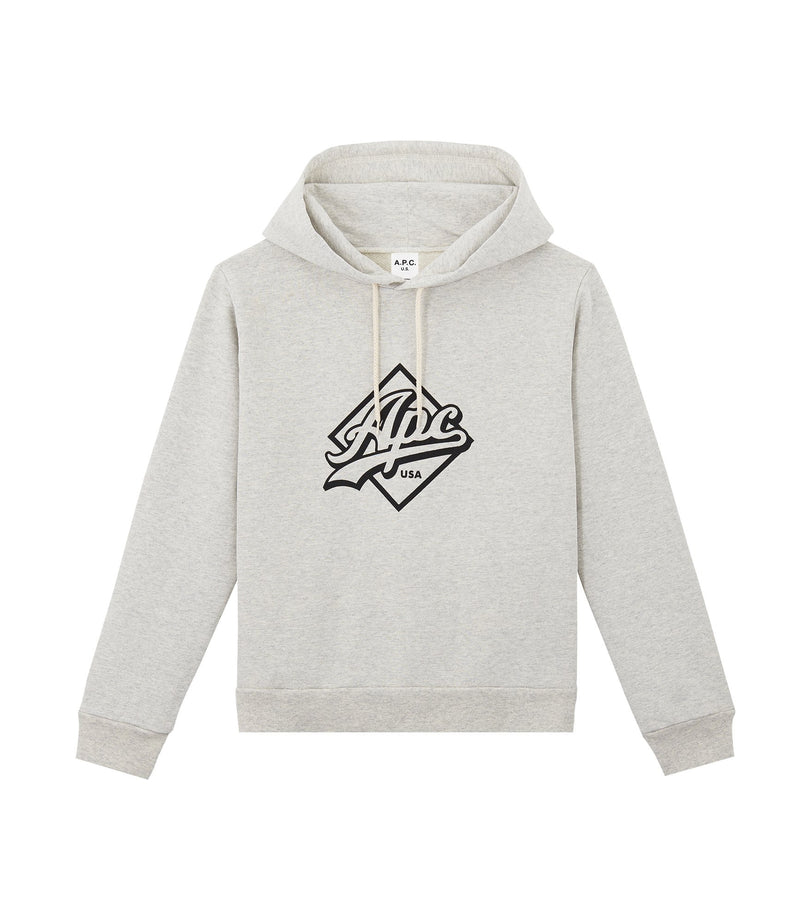 This is the Joan hoodie product item. Style AAD-1 is shown.