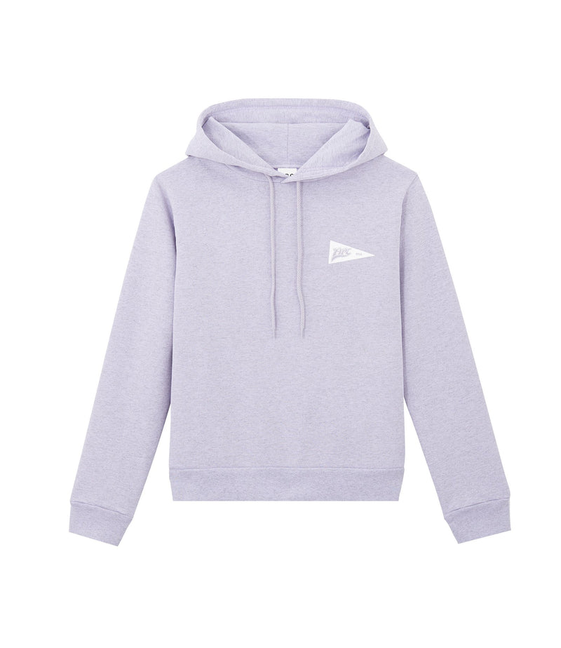 This is the Caryl hoodie product item. Style HAA-1 is shown.