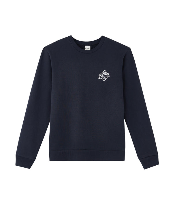 Ryan sweatshirt - IAK - Navy