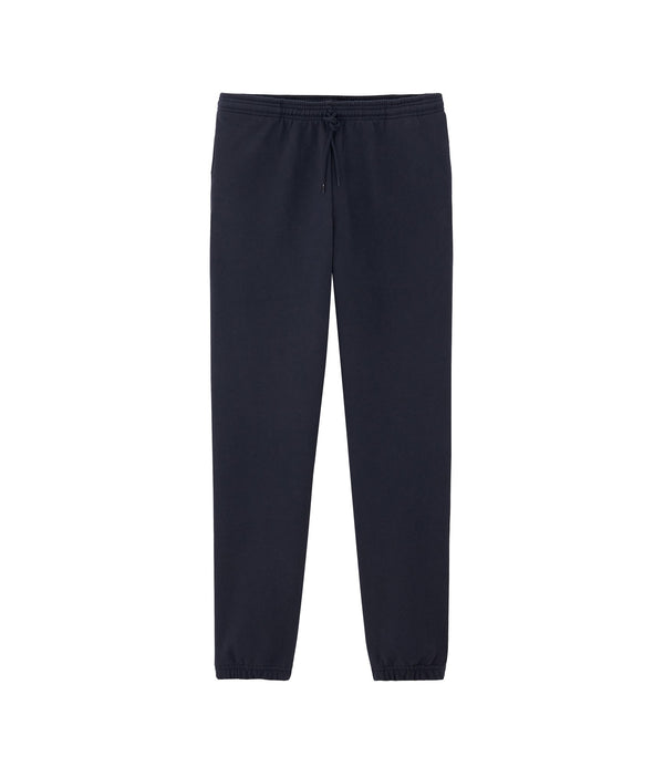 Virgil sweatpants - IAK - Dark navy blue