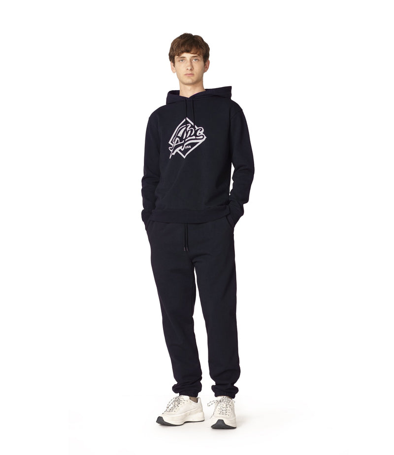 This is the Virgil sweatpants product item. Style IAK-2 is shown.