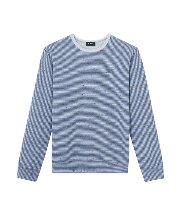 Claude sweatshirt - IAA - Blue