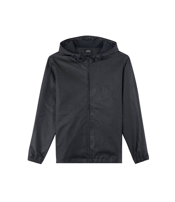 Peter windbreaker - LZZ - Black