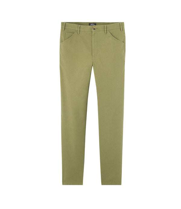 Kingsten pants - JAA - Khaki