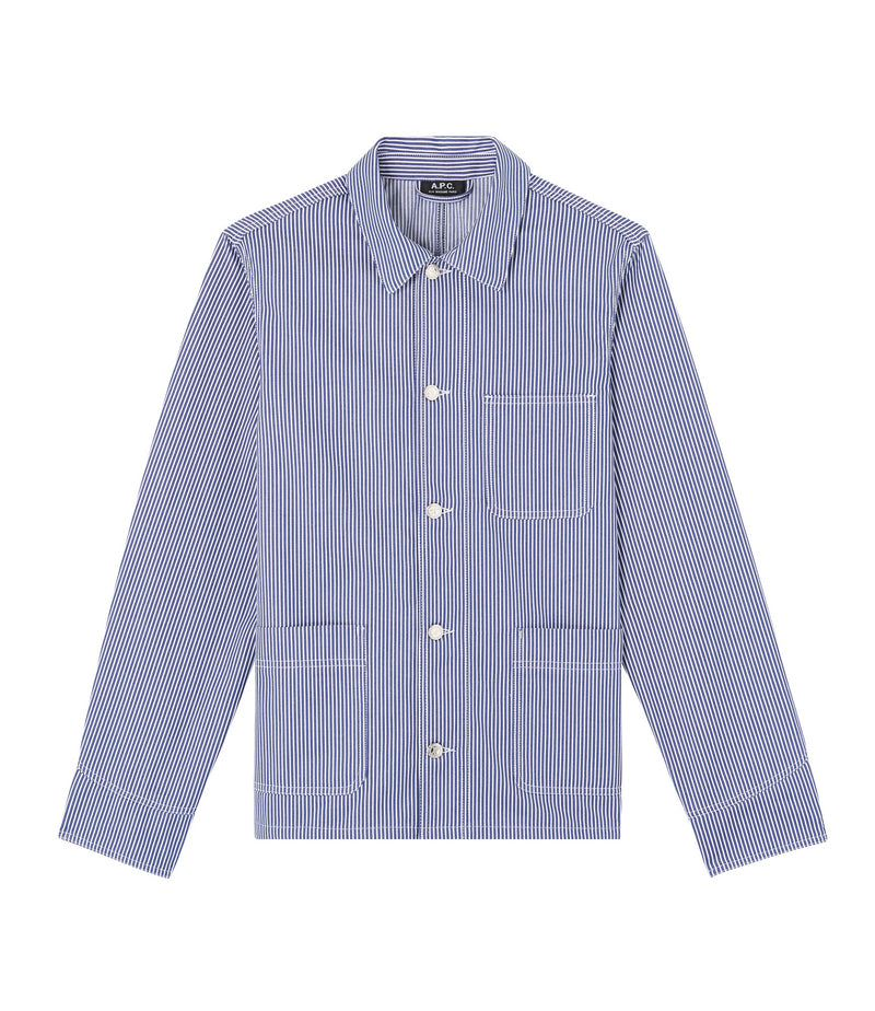 This is the Aaron jacket product item. Style IAJ-1 is shown.