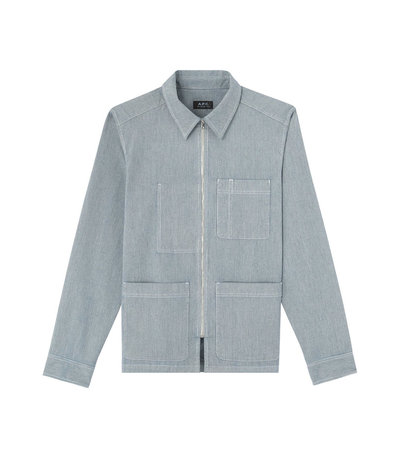 This is the Harry jacket product item. Style LZA-1 is shown.