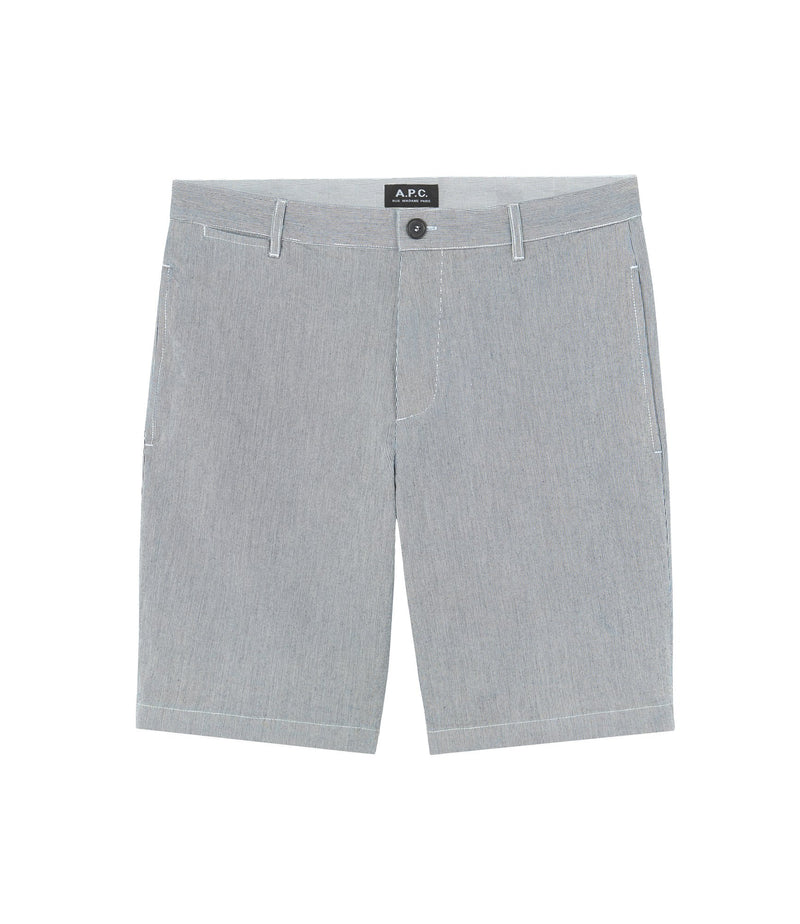 This is the Chris shorts product item. Style LZA-1 is shown.