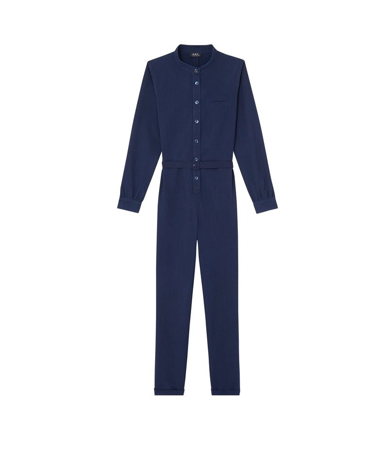 This is the Laura jumpsuit product item. Style IAL-1 is shown.