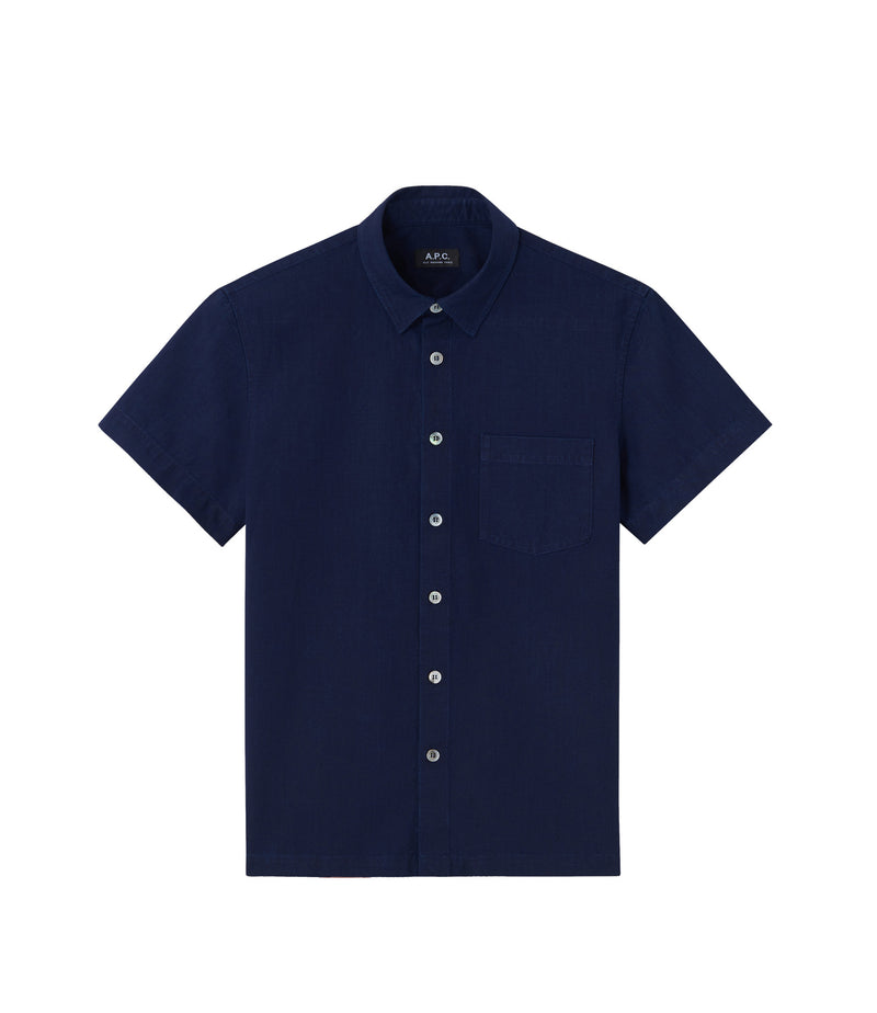 This is the Cippi short-sleeve shirt product item. Style IAI-1 is shown.