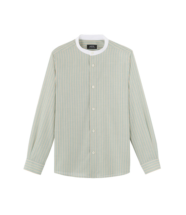 Bettina shirt - KAC - Green