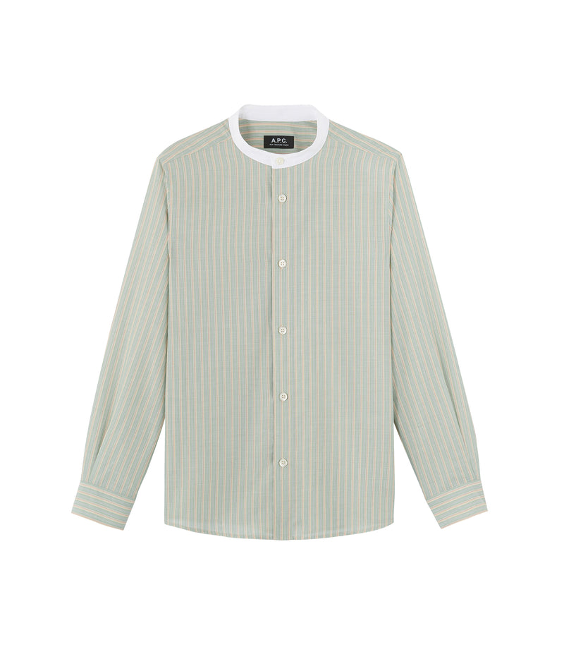 This is the Bettina shirt product item. Style KAC-1 is shown.