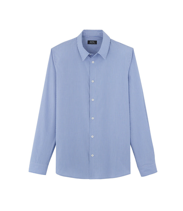 Hector shirt - IAA - Blue