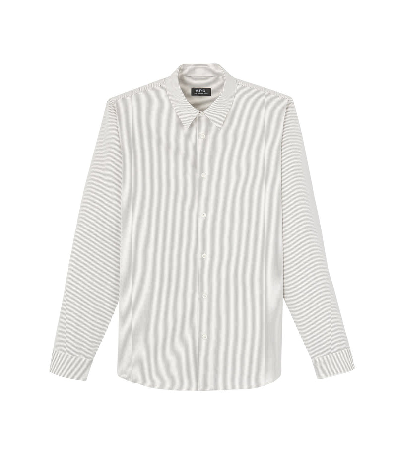 This is the Hector shirt product item. Style AAD-1 is shown.