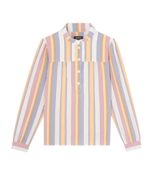 Loula blouse - SAA - Multicolored