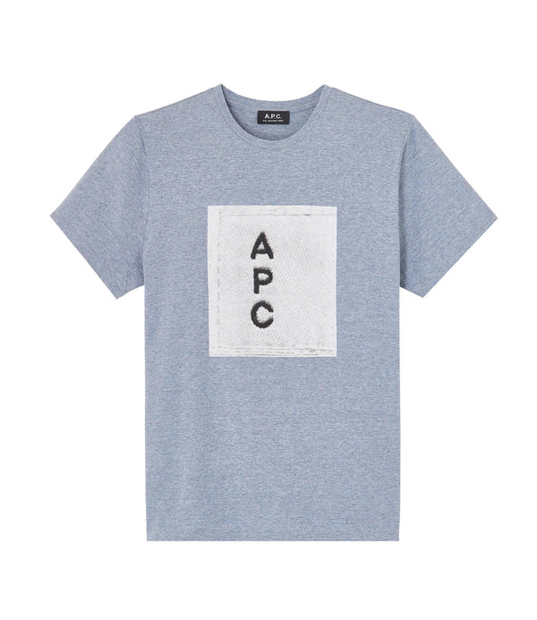 Logo T-shirt - PLA - Heathered Gray