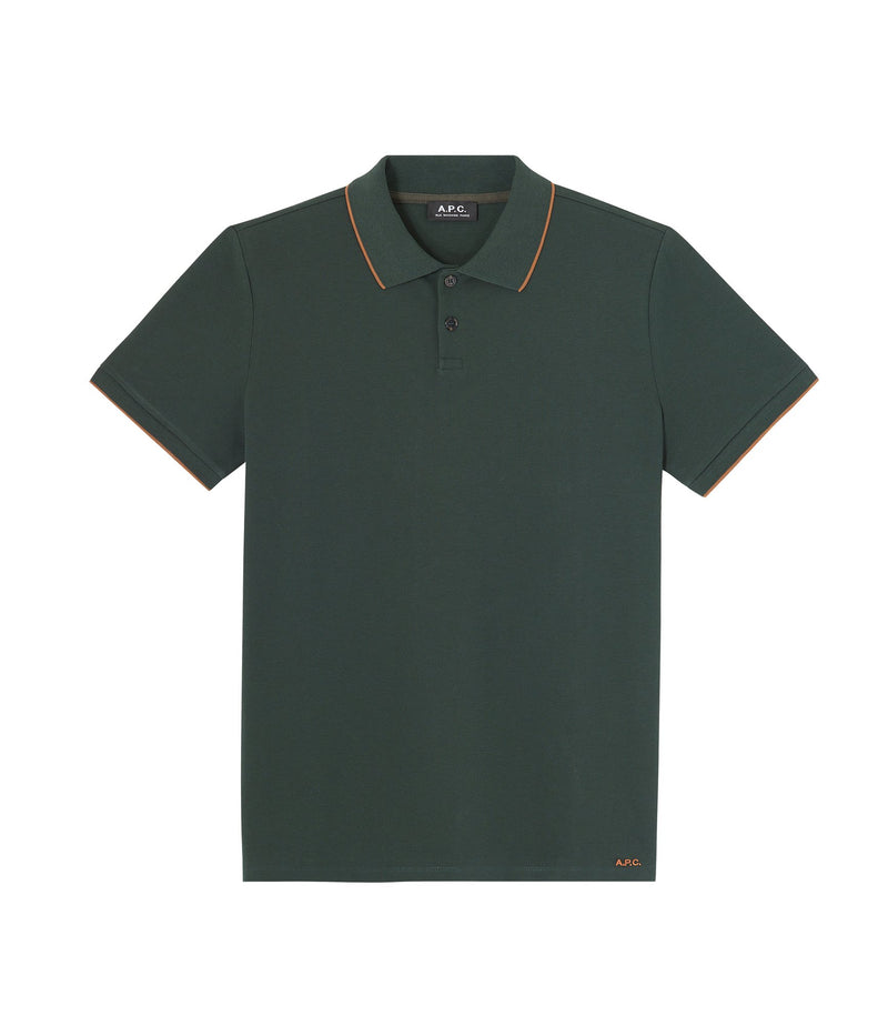This is the Max polo shirt product item. Style KAF-1 is shown.